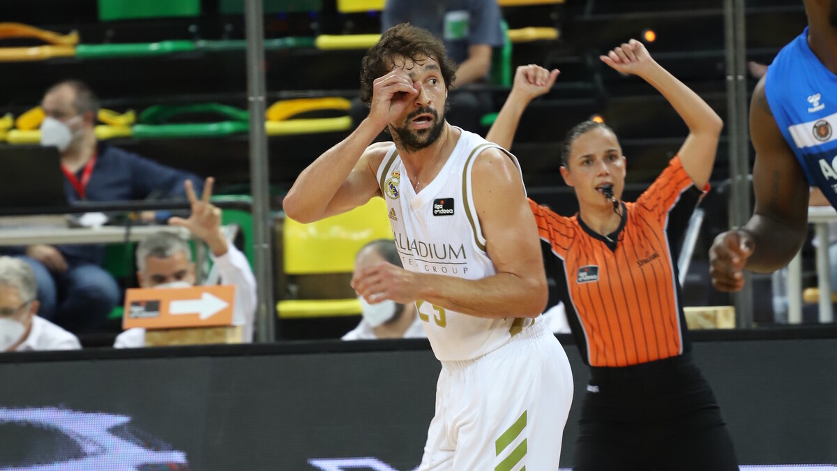Llull guía a un Real Madrid que sigue de dulce