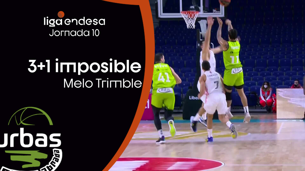 El 3+1 imposible de Melo Trimble
