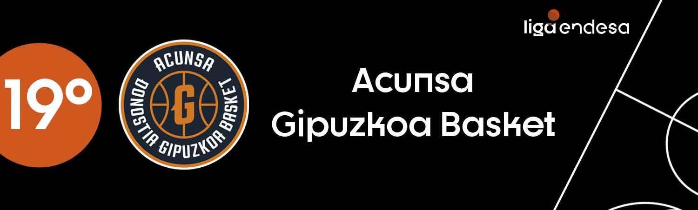 Acunsa Gipuzkoa Basket Club